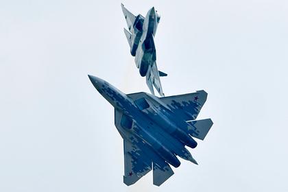 В США назвали способ увеличить дальность Су-30СМ и Су-57