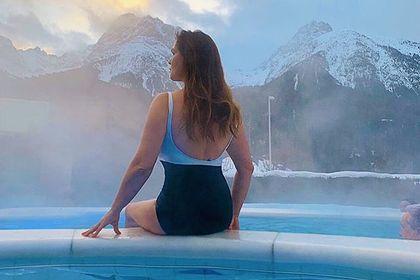 Андреева рассказала об экстренном похудении и девяти тренировках в неделю