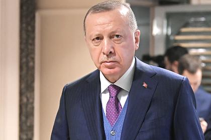 Эрдоган заявил о планах Турции действовать в Сирии решительней