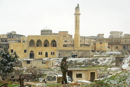 Сирия пригрозила сбивать все нарушающие воздушное пространство самолеты