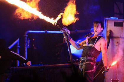 В российском регионе предложили запретить концерт Rammstein