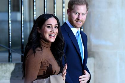 Названа дата лишения принца Гарри и Меган Маркл королевских титулов