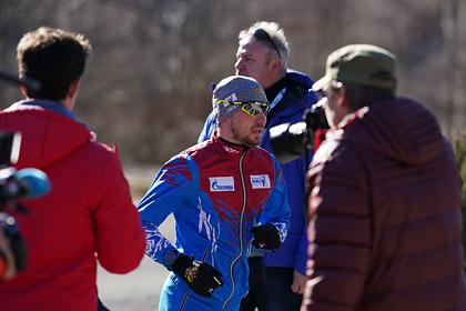 Полиция отчиталась о результатах обыска у российский биатлонистов