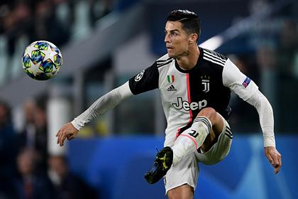 Роналду забил в 1000-м матче в карьере