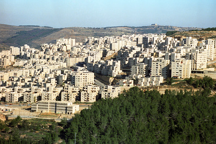 Евросоюз призвал Израиль отказаться от строительства в Восточном Иерусалиме