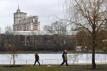 Москвичам пообещали «барическую пилу»