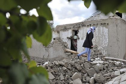 В Турции в результате землетрясения погибли как минимум семь человек