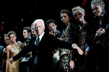 Модный показ Armani в Милане пройдет без зрителей из-за коронавируса