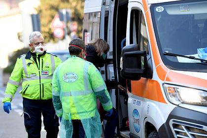 Италия ввела карантин в 12 городах из-за коронавируса