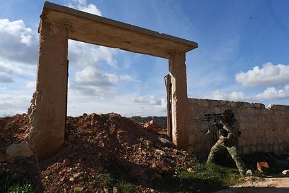 Путин заявил об успешном уничтожении террористов в Сирии