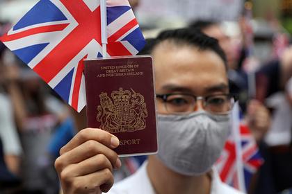 Британский паспорт потемнеет после Brexit