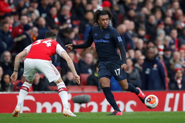«Арсенал» одержал волевую победу над «Эвертоном» в матче АПЛ