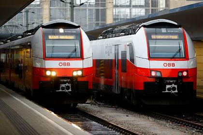 Австрия приостановила железнодорожное сообщение с Италией из-за коронавируса