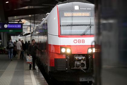 Австрия сняла запрет на железнодорожное сообщение с Италией из-за коронавируса