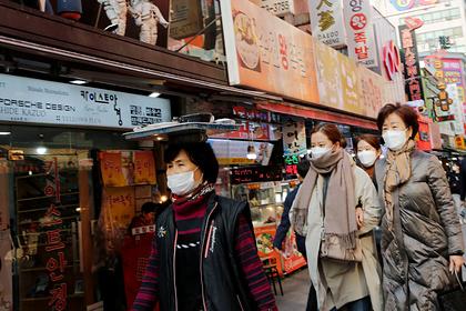 Число заболевших коронавирусом в Южной Корее превысило 700 человек