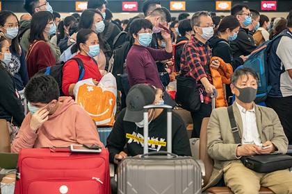 В Китае оценили влияние эпидемии коронавируса на развитие экономики