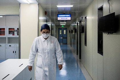 Китай нашел эффективное лекарство от коронавируса