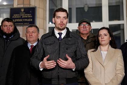 Премьер Украины назвал наркоторговлю способом выплатить ипотеку
