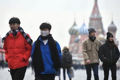 В Москве китайских туристов выгнали из цирка и отправили на карантин
