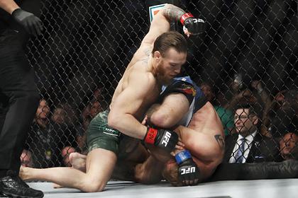 Чемпион UFC сравнил Макгрегора с террористом