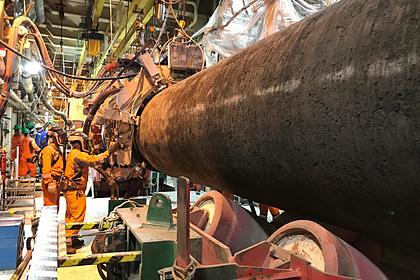 Способное достроить «Северный поток-2» российское судно изменило курс