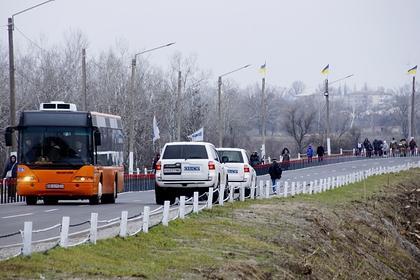 КПП в Донбассе изменят график работы