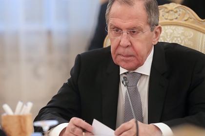 Лавров прокомментировал удары российской авиации в Идлибе