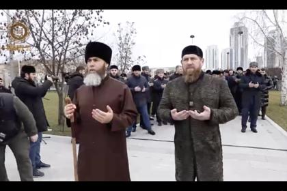 Кадыров впервые за восемь лет почтил память жертв депортаций 23 февраля
