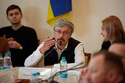На Украине захотели пересмотреть закон о языке