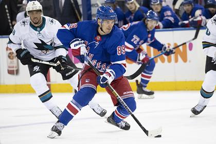 Два российских игрока НХЛ попали в аварию