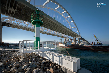 ОтКраснодара доКрымского моста построят дорогу за100 млрд.  руб.