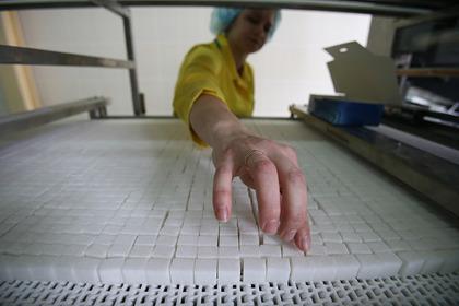 Российские сахарные заводы оказались под угрозой закрытия
