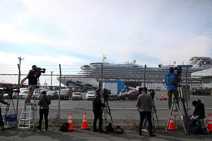 Умер еще один пассажир охваченного коронавирусом лайнера