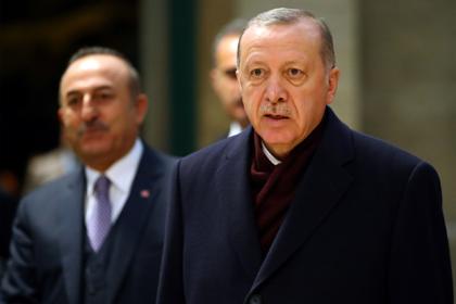 Эрдоган назвал дату встречи с Путиным