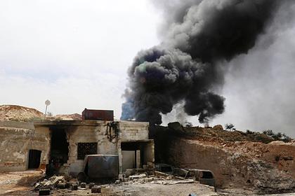 Российские авиаудары не помогли сирийской армии вернуть Найраб