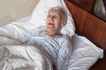 Мигранты поселились в квартире 93-летней россиянки и поили ее уксусом ради денег