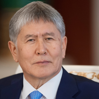 Алмазбек Атамбаев (Архивное фото)