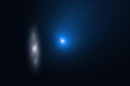 Раскрыта правда о пролетевшем мимо Земли инопланетном зонде