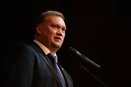 Олимпийский чемпион предложил Логинову «мордой окунуть иностранцев»