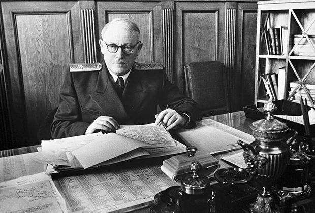 Генеральный прокурор СССР Андрей Вышинский