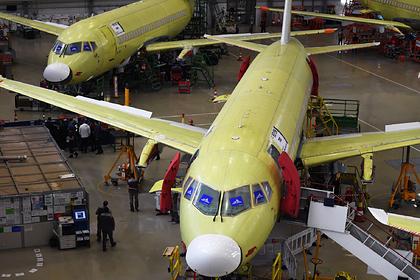 Производитель Sukhoi Superjet сменил имя