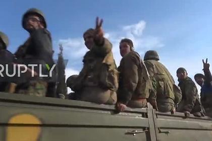 Сирийцы перебросили российские гаубицы «Мста-Б» на фронт в Идлибе