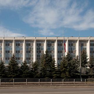 Здание посольства РФ в Болгарии