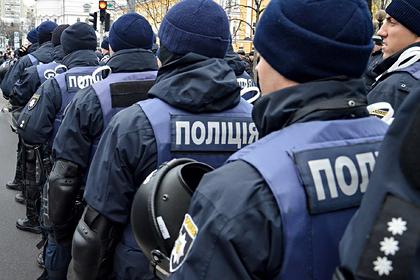 Украинский суд арестовал участников беспорядков в Новых Санжарах