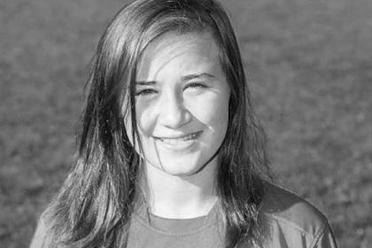 Футболистка умерла в возрасте 20 лет