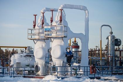 В Пермском крае прорвало магистральную трубу «Газпрома»
