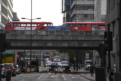 Посольство России вошло в топ должников по оплате въезда в центр Лондона