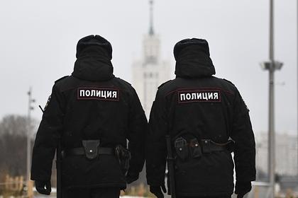 Техасский студент напал на полицейского в Москве