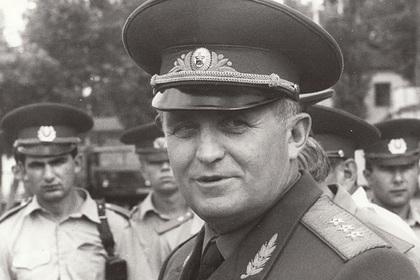 Умер первый главнокомандующий внутренними войсками МВД