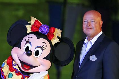 В Disney сменилось руководство
